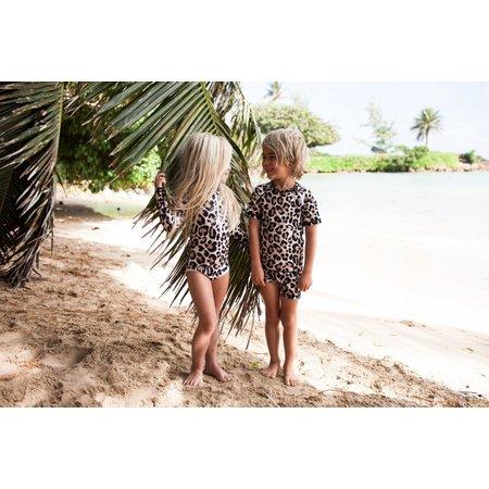 Beach & Bandits UV 50+ bikini broekje Luipaard