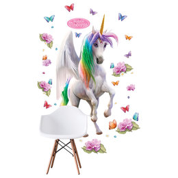 Crearreda XXL Muursticker Magical Unicorn