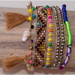 Love Ibiza LOVE IBIZA armband Sandy beaches