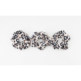 Rafa Scrunchie Leopard Pink