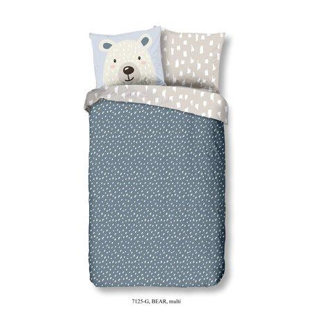 Good Morning  Kinder dekbedovertrek lieve ijsbeer