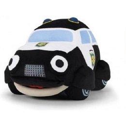 Dicky Toys Paulie Politieauto knuffel