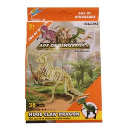 LG Dino 3D bouwpakket Parasaurolophus