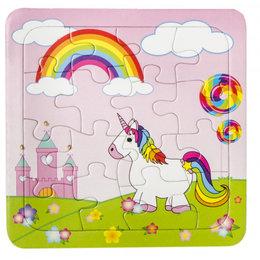 LG Unicorn Regenboog puzzel