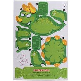 LG Dino 3D puzzel  diverse modellen