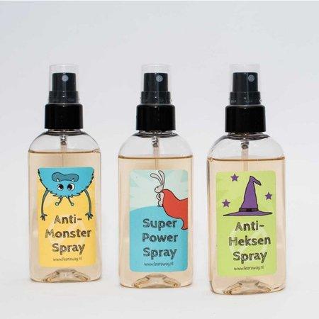 Fear Away Super Power Spray - Voor meer zelfvertrouwen