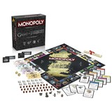 HASBRO Monopoly Game of Thrones Special Collectors Edition