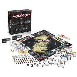 HASBRO Monopoly Game of Thrones Special Collectors Edition