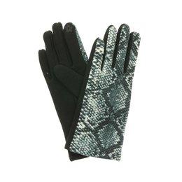 handschoenen snake grey