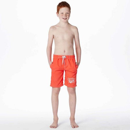 Cars Jeans zwembroek Ilario fluo coral