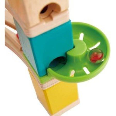 Hape Quadrilla houten knikkerbaan Castle Escape