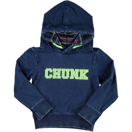 Funky XS sweater Chunk vintage denim blue
