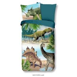Good Morning  Kinder dekbedovertrek Dino Jungle