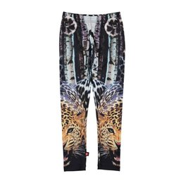 Molo prachtige legging Nikia Leopard and Birch