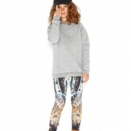 Molo prachtige legging Nikia Leopard and Birch