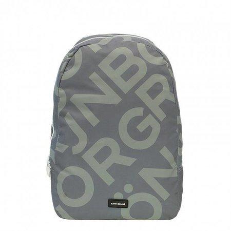 Björn Borg rugzak / laptoptas Logo grey