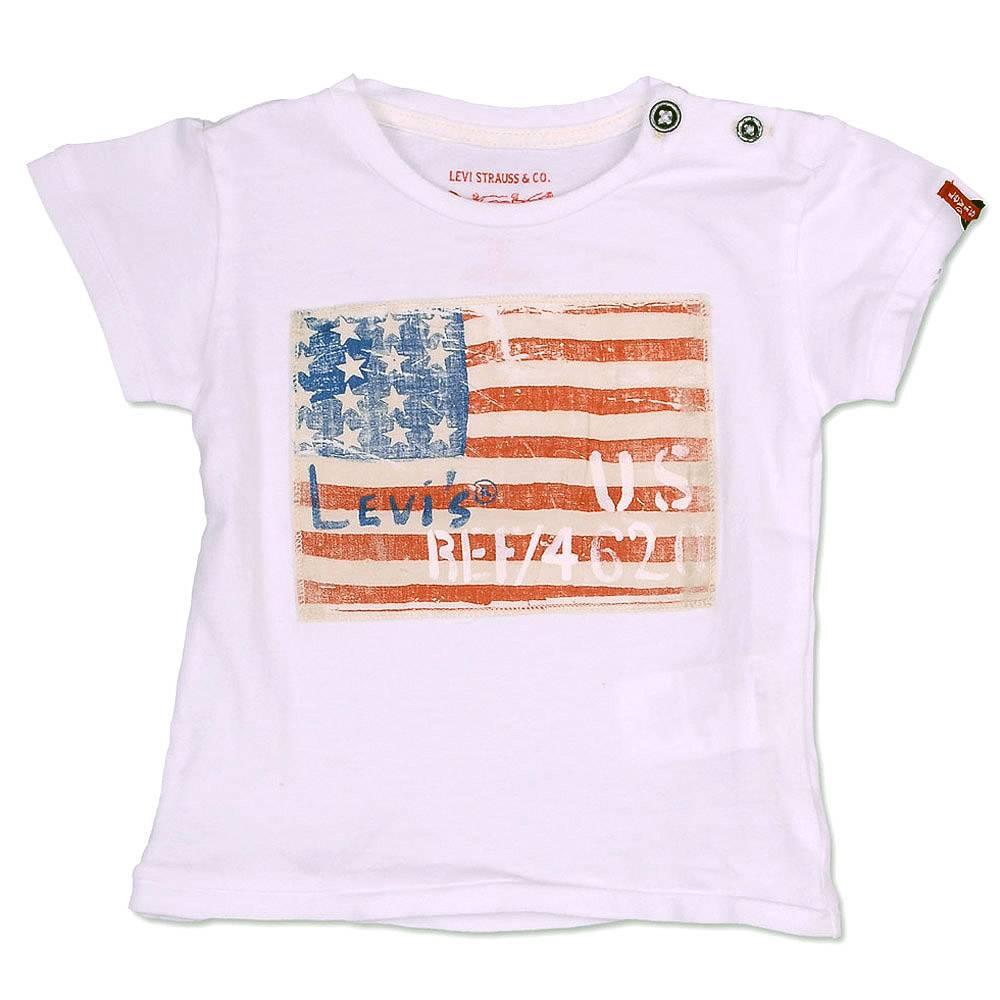 Tijn Shirt Dexter Levi's Vlag Designerstore Roosamp; Amerikaanse CBrdWexo