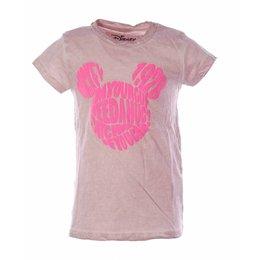 Relaunch shirt Mickey head puff