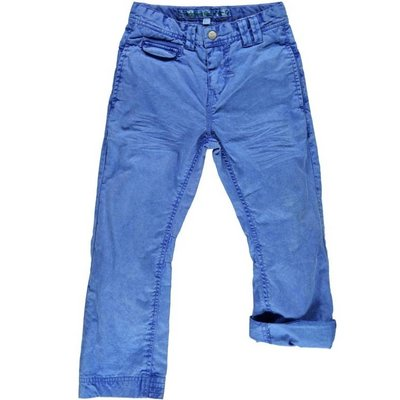 Moodstreet broek nautical blue