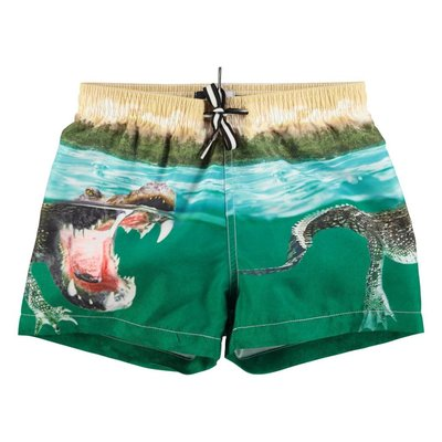 Molo zwembroek Nicolai Crocodile
