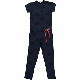 Bampidano jumpsuit harts all over