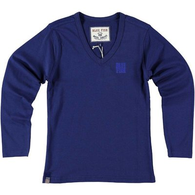 Blue Fish longsleeve Max navy