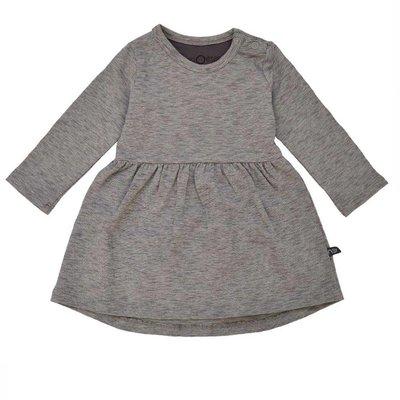 nOeser supersoft jurkje taupe grey melee