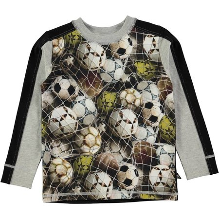 Molo voetbal shirt Raso Ball Net