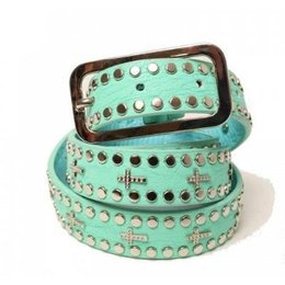 CU Dames RIEM Cross mint