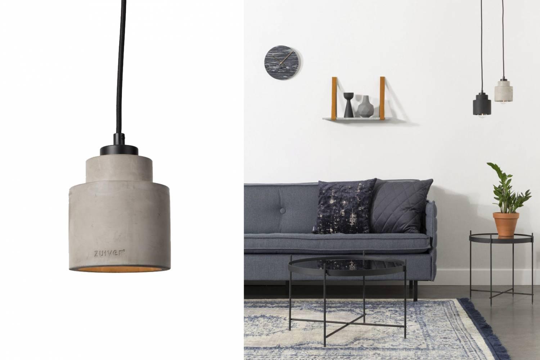 The Left Concrete hanglamp van het merk Zuiver