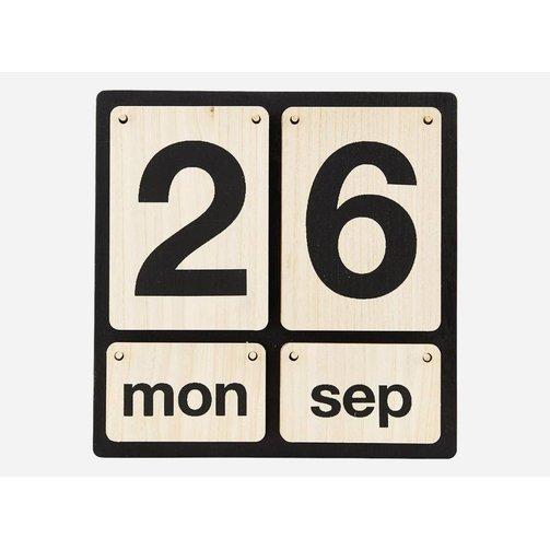 Kalender Lightyear hout