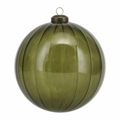 Kersbal XL Groen 12 cm