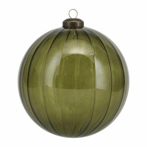 Kersbal XL Groen