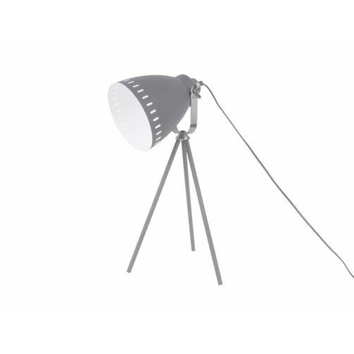 Leitmotiv Bureaulamp mingle driepoot - grijs