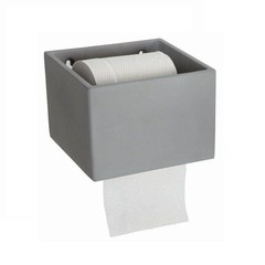 House Doctor Toiletrolhouder cement