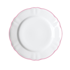 Bitossi Home Dinerbord Parisienne roze