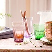 Bitossi Home Waterglas Lucca donker roze