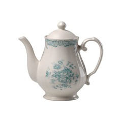 Bitossi Home Theepot Rose turquoise