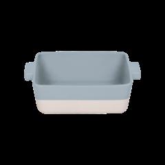 Bitossi Home Ovenschaal Twin grijs 31,5 cm