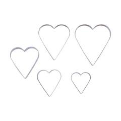 Nicolas Vahé Koekvormpjes hart