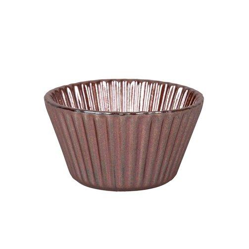Bitossi Home Cupcakevorm Dolcemente koper klein