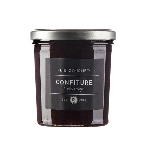 Lie Gourmet Jam rood fruit