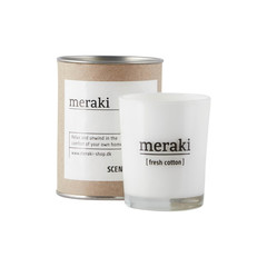 Meraki Geurkaars M Fresh Cotton