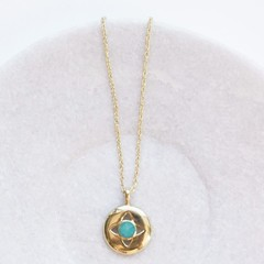 Dassie Artisan Fahra Birthstone 12 Turquoise