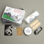 Men's Society Wilderness survival kit