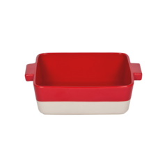 Bitossi Home Ovenschaal Twin rood 31,5 cm