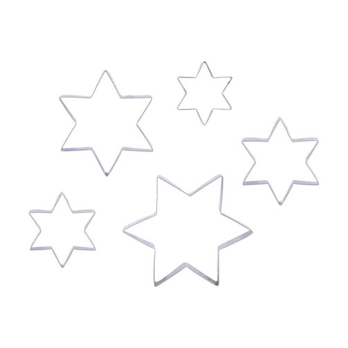 Nicolas Vahé Koekvormpjes ster