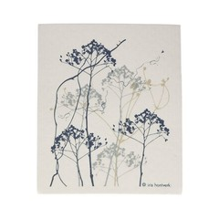 Iris Hantverk Vaatdoekje Blauw