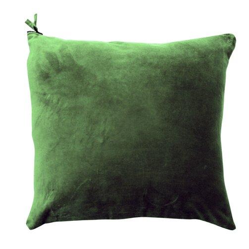 Dassie Artisan Kussen Henri emerald