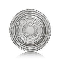 Bitossi Home Dessertbord pois zilver